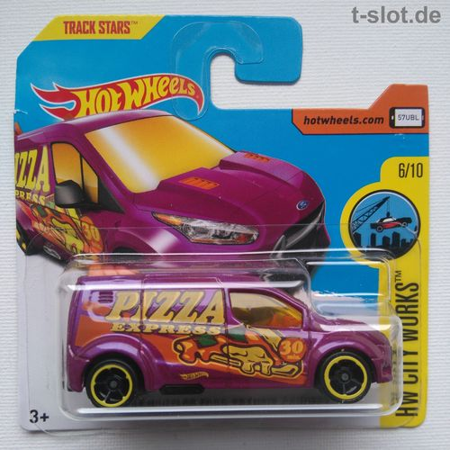 HotWheels - Ford Transit Connect