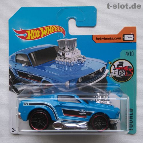 HotWheels - ´68 Ford Mustang