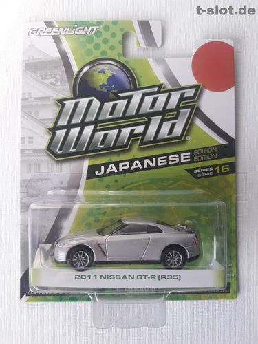 Greenlight - 2011 Nissan GT-R (R35)