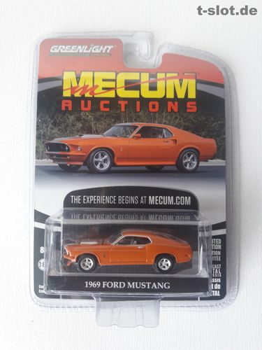 Greenlight - 1969 Ford Mustang